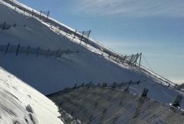Snowslide, Lawinen, Nassschneelawine