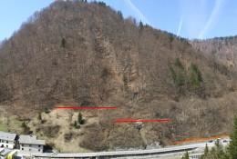 Rockfall barriers Slovenia