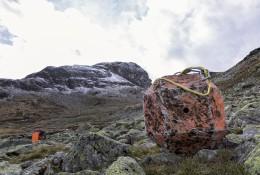 Geohazard Monitoring at Flüela, Switzerland. Rockfall test in 2019