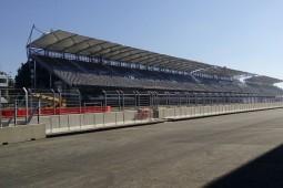 Autódromo Hermanos Rodríguez 2015 - Geobrugg