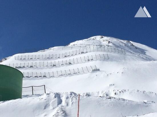 Prévention des avalanches - Los Bronces (2) 2014