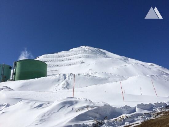 Avalanche Prevention - Los Bronces (2) 2014