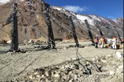 NIM-Minera Los Pelambres 2014 - Geobrugg