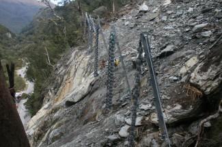 Diana Falls 2014 - Geobrugg
