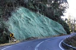 Consolidamento di versanti - Brown Mountain 2021