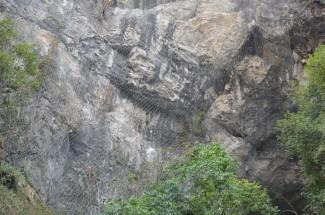 Chongqing Taohuayuan Scenic Spot 2014 - Geobrugg