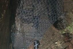 Wookey Hole Catch Net 2015 - Geobrugg