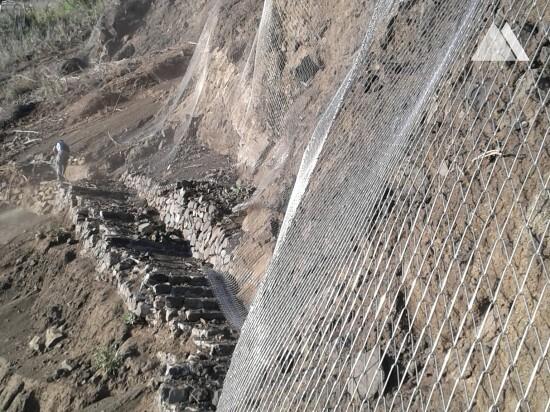Pescante Agulo 2015 - Geobrugg