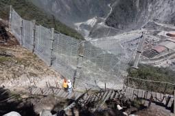 Underground/Open Pit Mining and Quarries - Grasberg Mine 2015