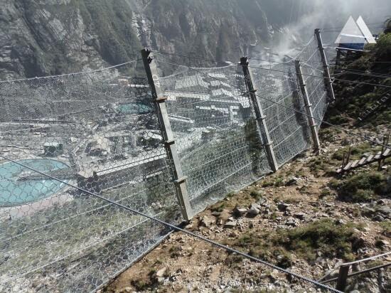 Grasberg Mine 2015 - Geobrugg