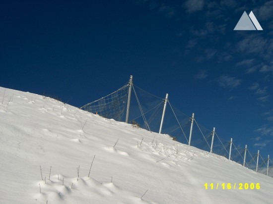 Crested Butte, AV-30 2006 - Geobrugg