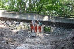 Bridge Solldamm 2004 - Geobrugg