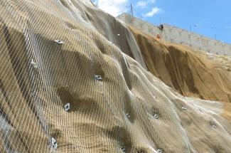 Jerusalen Canteras 2014 - Geobrugg