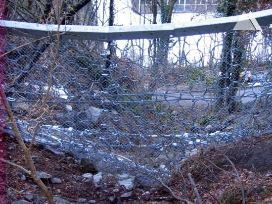 Sill Renon 2008 - Geobrugg