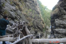 Kriva River 2008 - Geobrugg