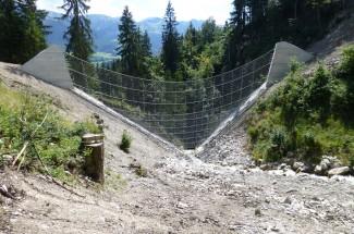 Hüpach, Canton of Berne 2013 - Geobrugg