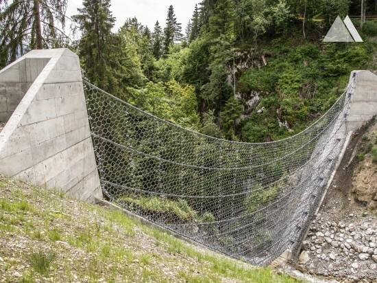 Debris Flow & Shallow Landslide Protection - Huepach, Canton of Berne 2013