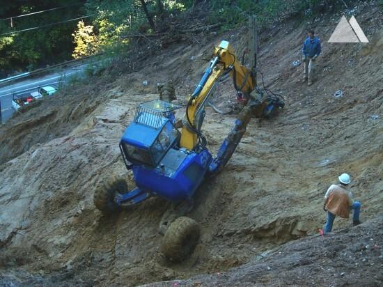 Boulder Creek 2000 - Geobrugg