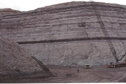 Bridger Coal Mine 2004 - Geobrugg