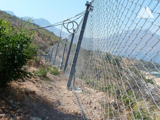Chapman's Peak Phase 2 2015 - Geobrugg