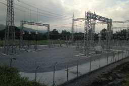 Sub-estación electrica El Jacotillo 2015 - Geobrugg