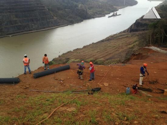 Zion Hill 2015 - Geobrugg