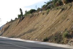Franschhoek Pass 2014 - Geobrugg
