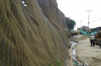 JJ Rondon Project 2015 - Geobrugg