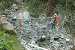 Casa Teja Barriers 2011 - Geobrugg