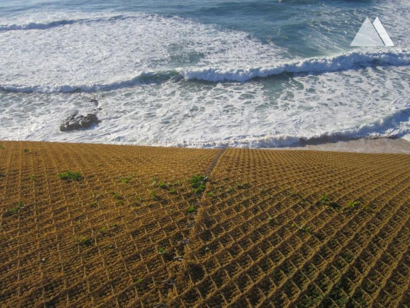 Praia de São Bernadino 2015 - Geobrugg