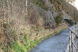 Monitoring and Services - Wisemansbridge Pembrokeshire 2016