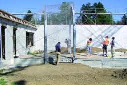 Forensic Security Center Rheinau 2006 - Geobrugg