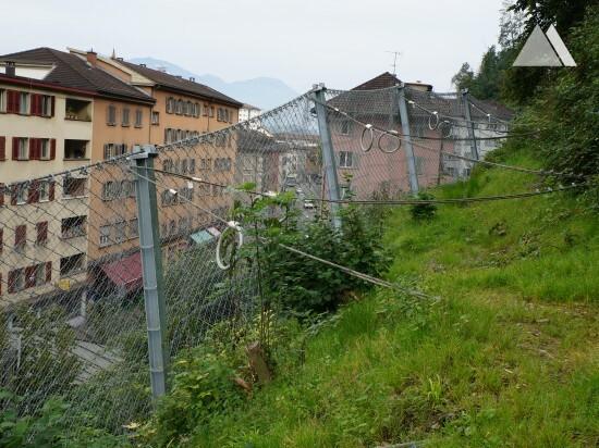 Baselstrasse, Lucerne 2014 - Geobrugg