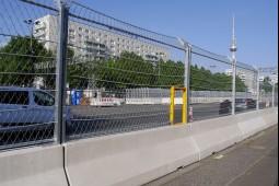 ePrix Berlin 2016 2016 - Geobrugg