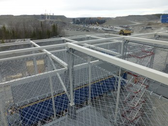 Kiruna-LKAB 2016 - Geobrugg