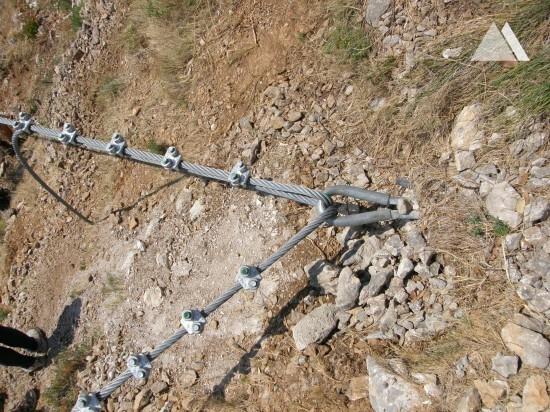 Mont Gros 2015 - Geobrugg
