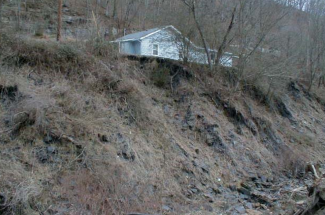 West Virginia Abandoned Mine 2006 - Geobrugg