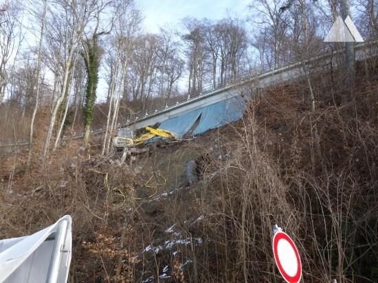 Stabilisation des pentes - Heiligenberg 2016