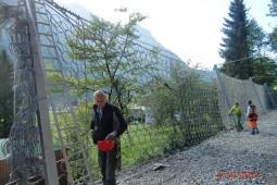 Schnepfau in Bregenzerwald 2013 - Geobrugg