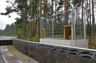Test tracks and proving grounds - Bikernieku Trase - Marshal Post 2016