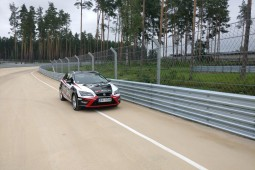 Circuiti e aree di collaudo - Bikernieku Trase - WRX Circuit 2016