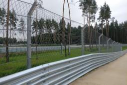 Circuitos e instalaciones de prueba - Bikernieku Trase - WRX Circuit 2016