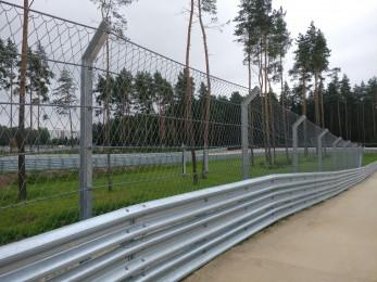 Bikernieku Trase - WRX Circuit 2016 - Geobrugg