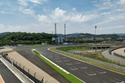 Test tracks and proving grounds - Zhejiang Circuit 2016