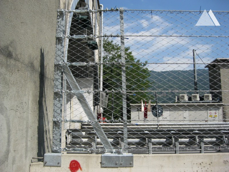 ATIVA - Autostrada Torino Aosta loc. Quissolo 2016 - Geobrugg