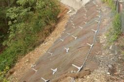 Bellbrook Slope Stabilisation 2012 - Geobrugg