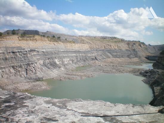 Slope Protection - Wambo Mine 2010