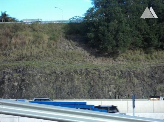 Pacific Highway Upgrade 2012 - Geobrugg