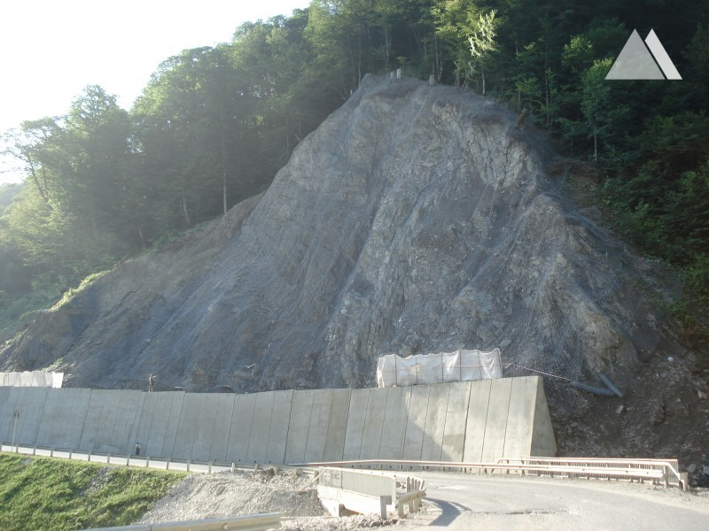 Road to Rosa Khutor 2011 - Geobrugg