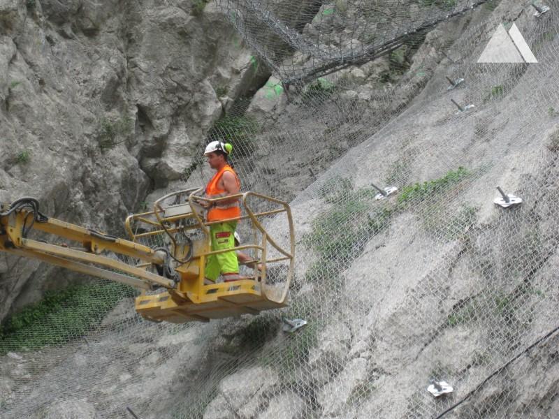 DEMIR KAPIJA-2 2013 - Geobrugg